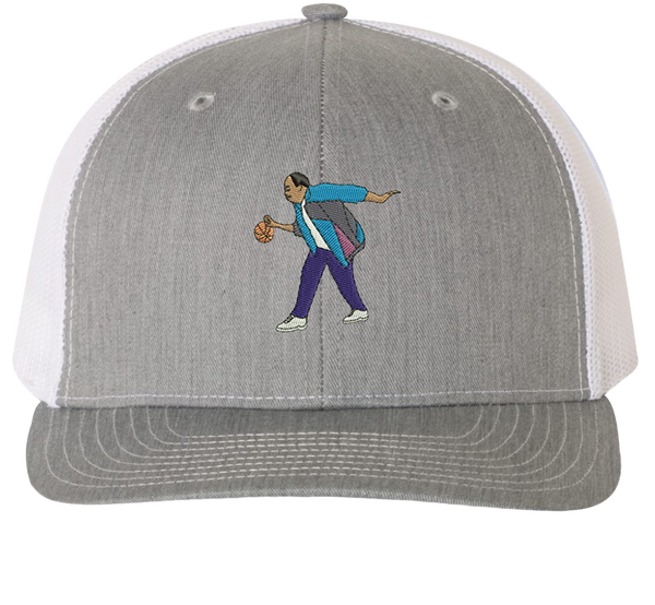 Stanley Dribbling Trucker Hat - The Office Hats - HatHub