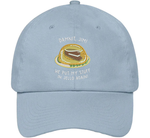 Stapler In Jello Dad Hat - The Office Hats - HatHub
