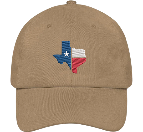 Texas State Flag Dad Hat