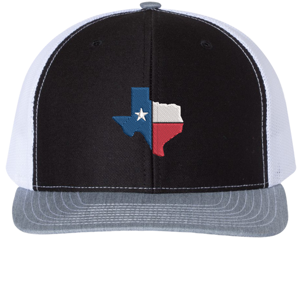 Texas State Flag Trucker Hat