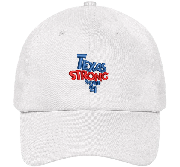 Texas Strong Snovid 21 Dad Hat