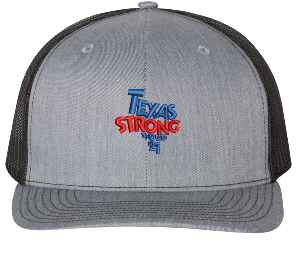 Texas Strong Snovid 21 Trucker Hat