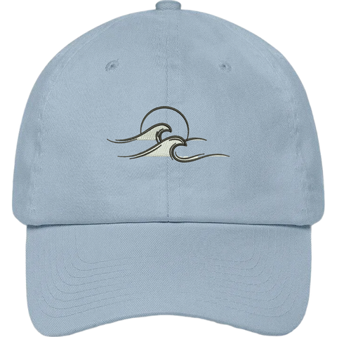 Waves Dad Hat