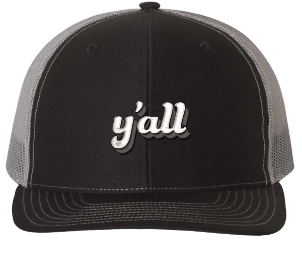 Y'all Trucker Hat