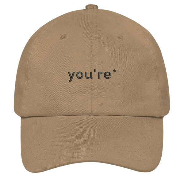 You're* Dad Hat