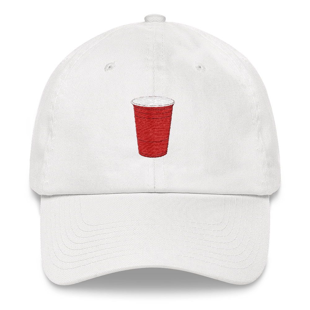 Red Solo Cup Dad Hat