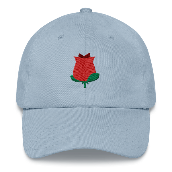 Rose Dad Hat