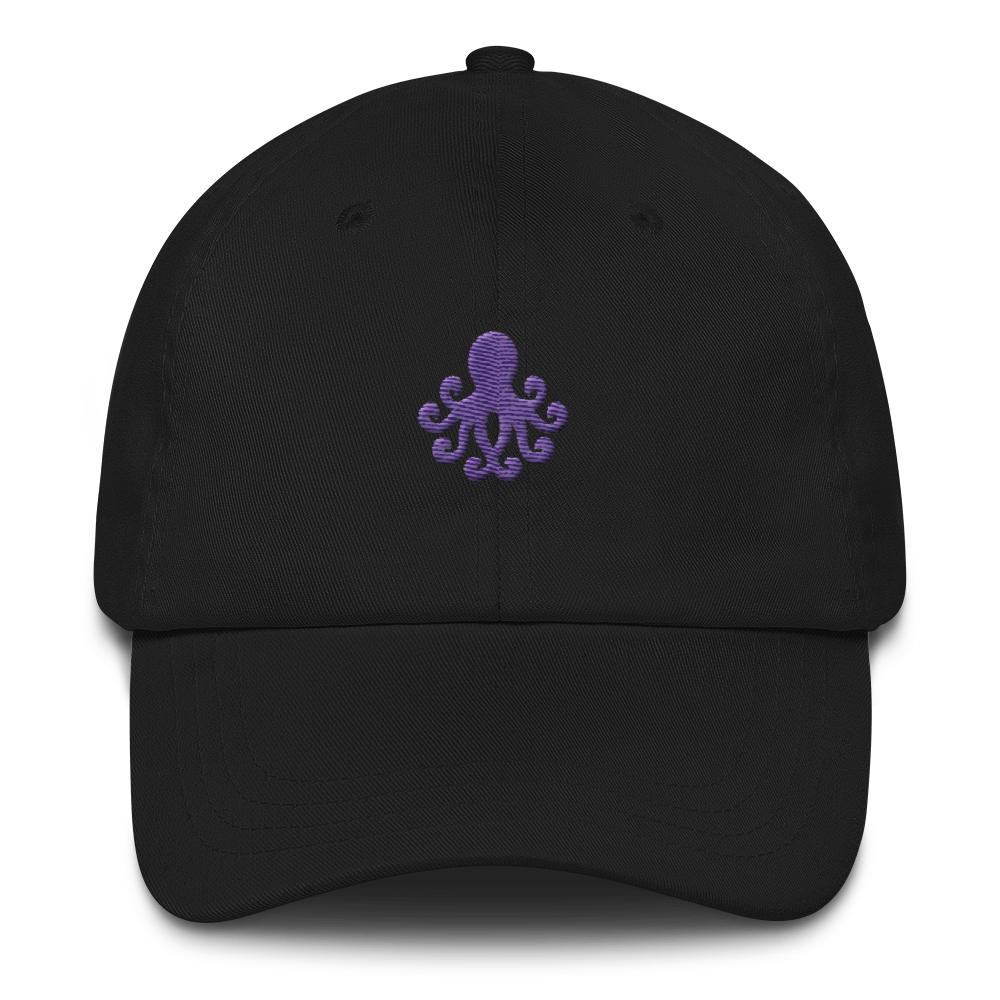 Octopus Dad Hat