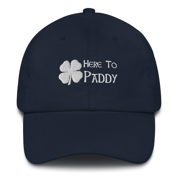 Here To Paddy Dad Hat