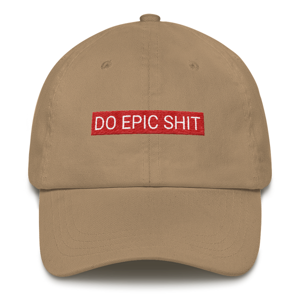 Do Epic Shit Dad Hat