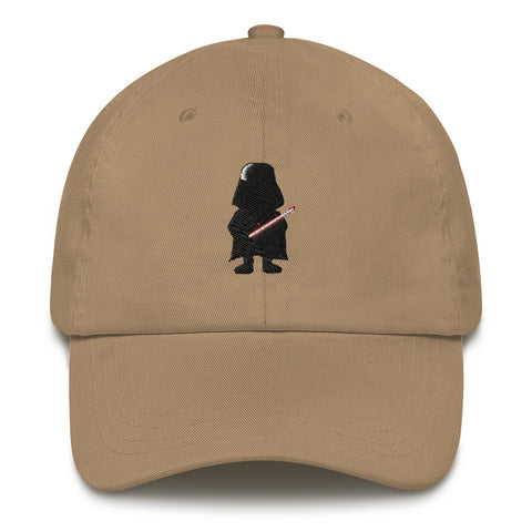 Cartoon Baby Vader Dad Hat