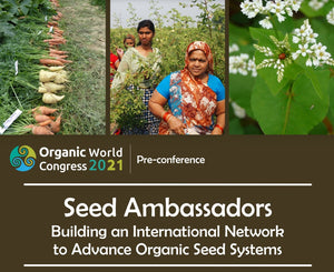 Seed Ambassadors – Building an International Network to Advance Organic Seed Systems