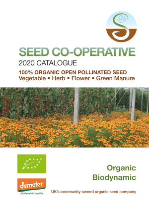 2020 Seed Co-operative catalogue - paper copy