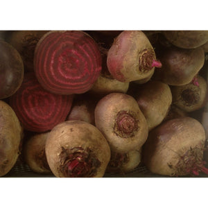 BEETROOT; Egyptian Turnip Rooted