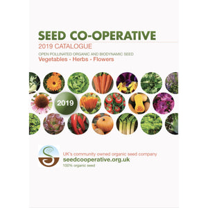 2019 Seed Co-operative catalogue - paper copy