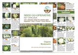 2021 Seed Co-operative catalogue - paper copy