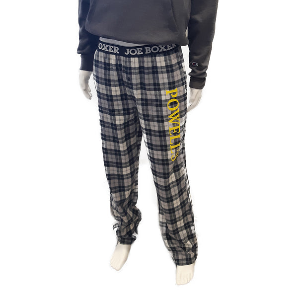 Men's Powell's Flannel Pants