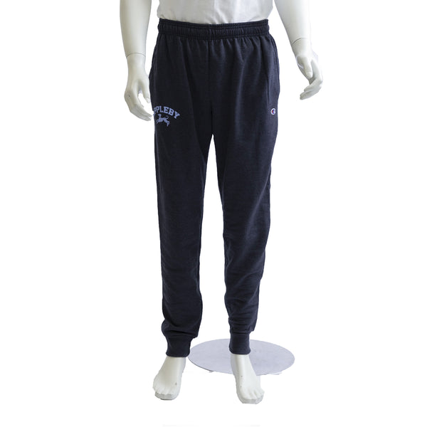 Unisex Champion Gym Jogger, Heather Blue
