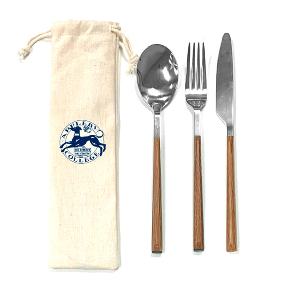 Cutlery Kit Cloth Pouch