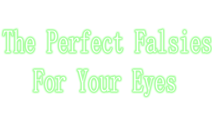 Picking The Perfect Falsies For Your Eye Shape