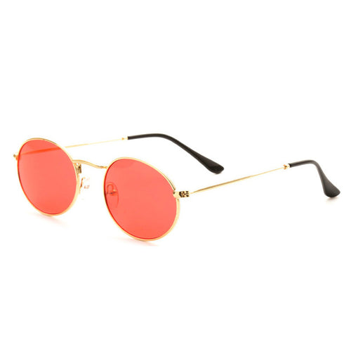 Lunettes de soleil Sorry not sorry orange