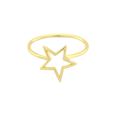 Shinning Star Ring - Spear and Stone