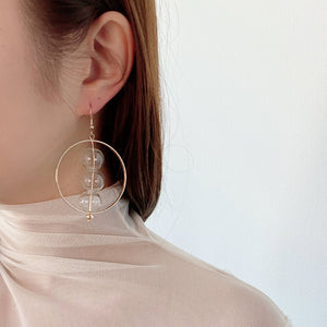 Orion Hoop Earrings - Spear and Stone