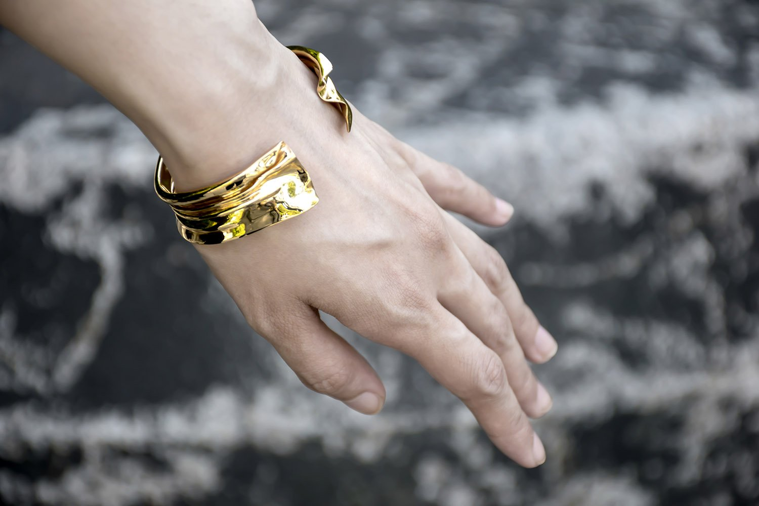 Entrelacé Bracelet in 18K Gold - Spear and Stone
