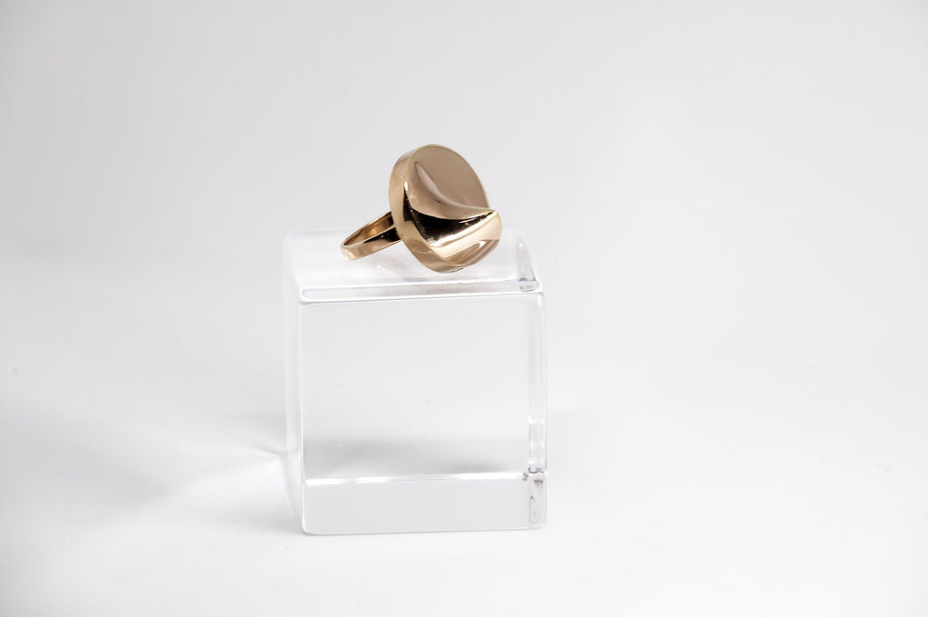 Heliodon Ring in Rose Gold