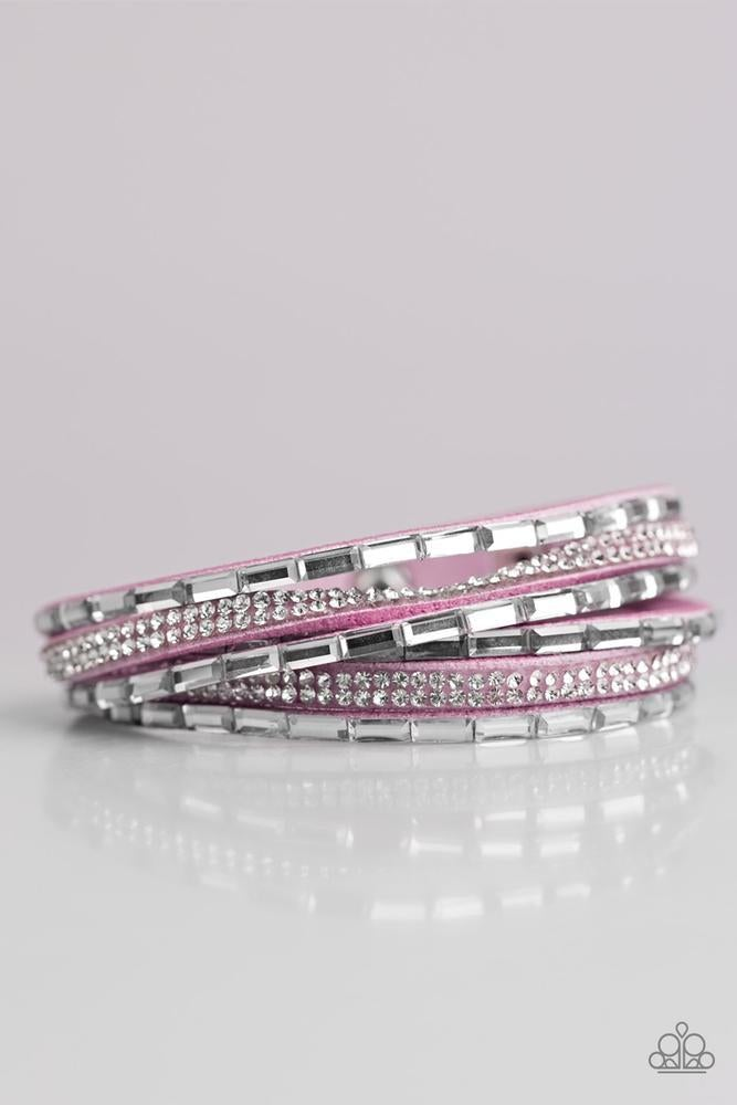 Bracelet: Welcome to the Fashion Show - | Paparazzi Jewelry