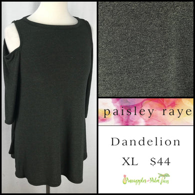 Paisley Raye Dandelion XL Olive Solid, shop this Paisley Raye Dandelion Top and more at pineapplesandpalmtrees.net or locally in the Twelve Bridges Community.Lincoln, California.