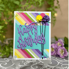Load image into Gallery viewer, Greeting Card: Happy Birthday - balloons | Stampin' Up!