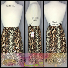 Load image into Gallery viewer, Shop beautiful Paisley Raye Kerria Skirts and more at pineapplesandpalmtrees.net or locally in the Twelve Bridges Community of Lincoln, California.