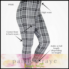 Load image into Gallery viewer, Shop beautiful Paisley Raye Pixie Pants and more at pineapplesandpalmtrees.net or locally in the Twelve Bridges Community of Lincoln, California.