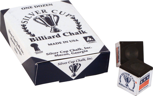 Silver Cup Chalk - Box of 12