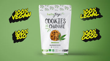 Cooking Good : la vidéo fun pour nos cookies au chanvre