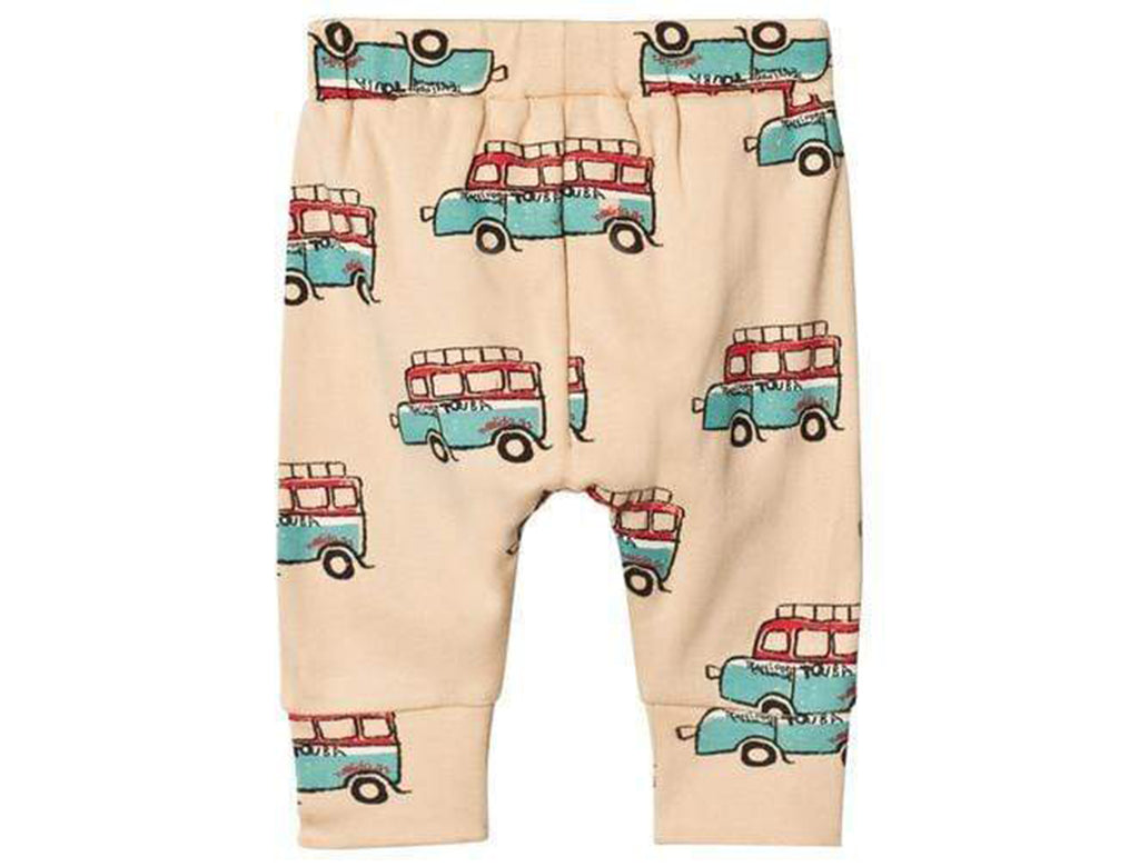 'Touba Bus' Pants In Steppe Beige