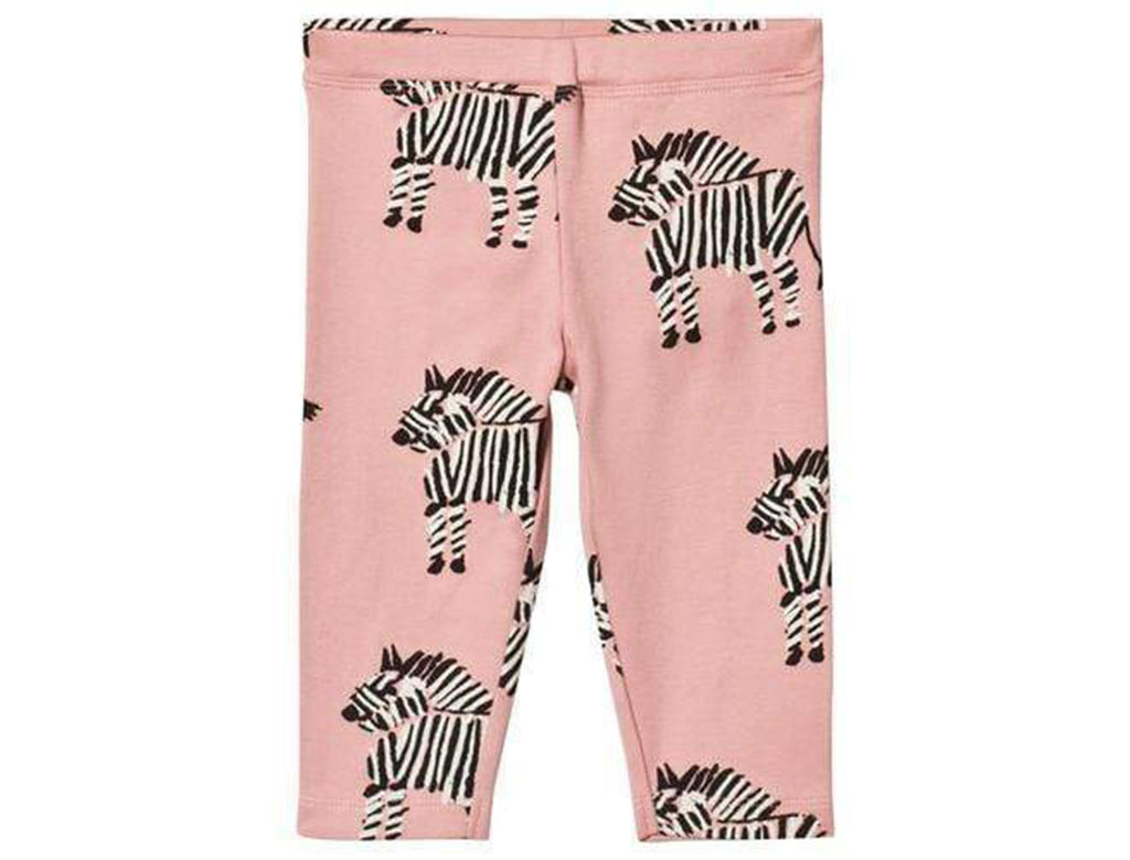 'Fasu' Leggings In Rising Sun Pink