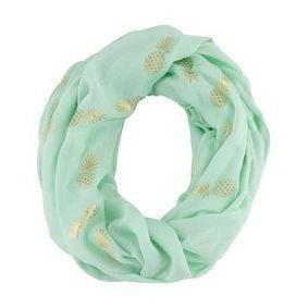 'Pina' Infinity Scarf in Mint