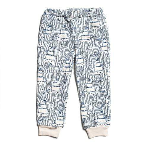 Sweatpants In High Seas Navy