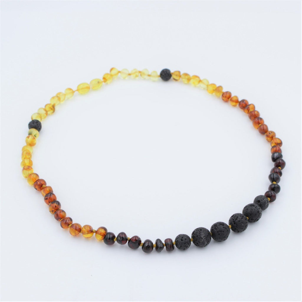 Rainbow AromaTherapy Necklace