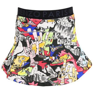 Biscotte Skirt - Multicolored
