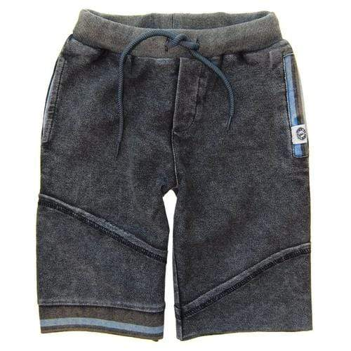 Sweat Shorts In Charcoal