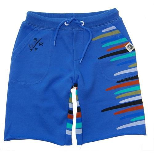 'Surfboard Tower' Shorts In Blue