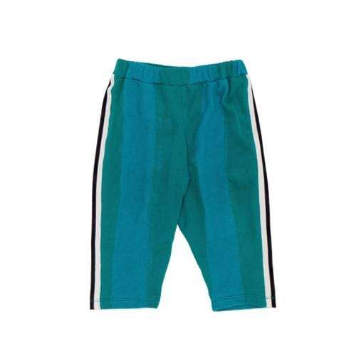 Baby Sporty Pants In Emerald