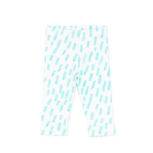Baby Leggings In Ice Rain