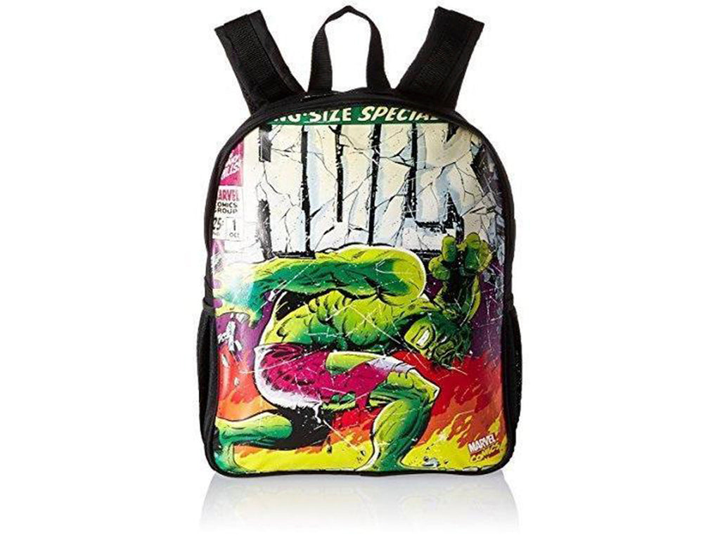 Incredible Hulk Backpack - Front