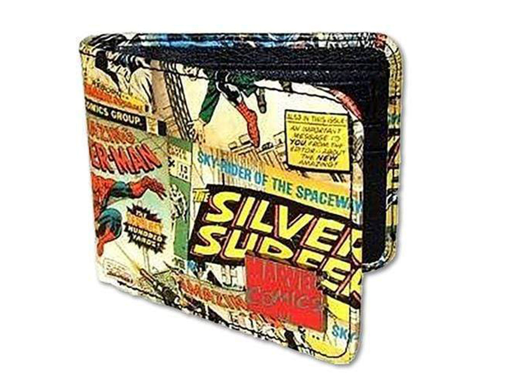 Marvel Comic Retro Wallet