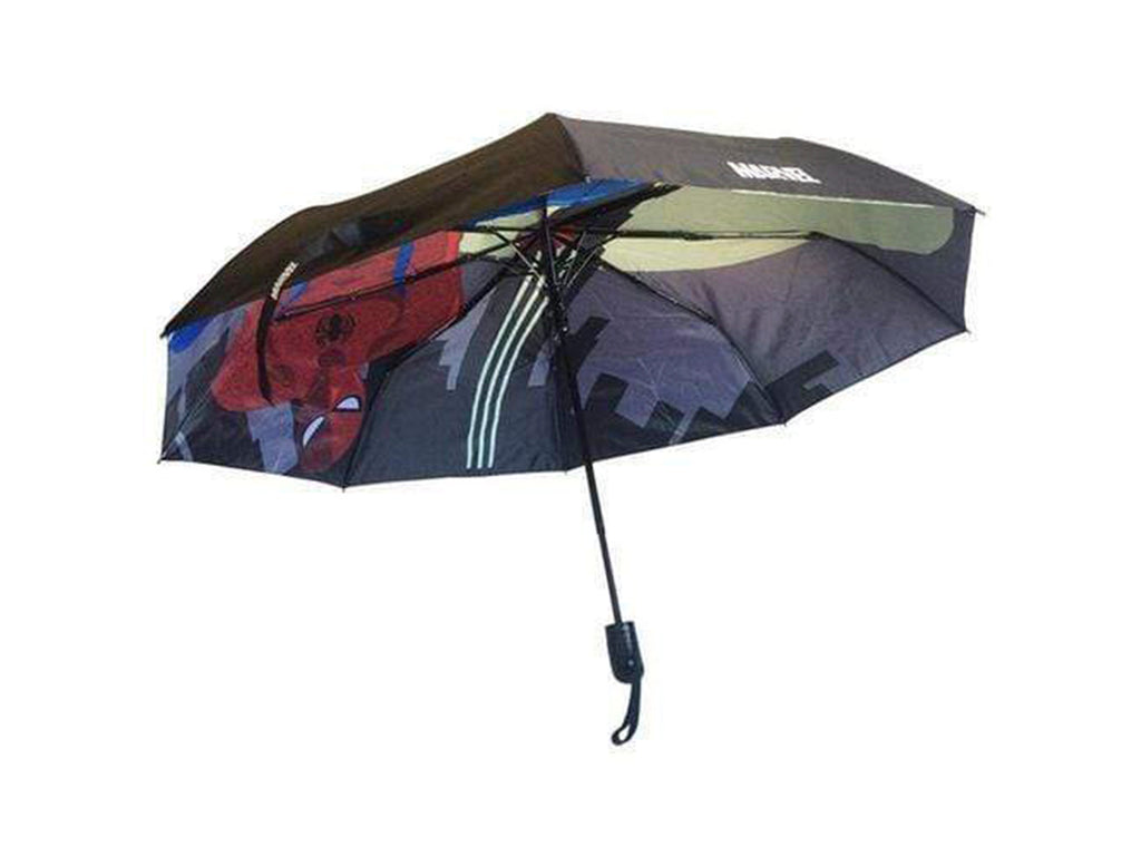 Spider-Man Umbrella - Open
