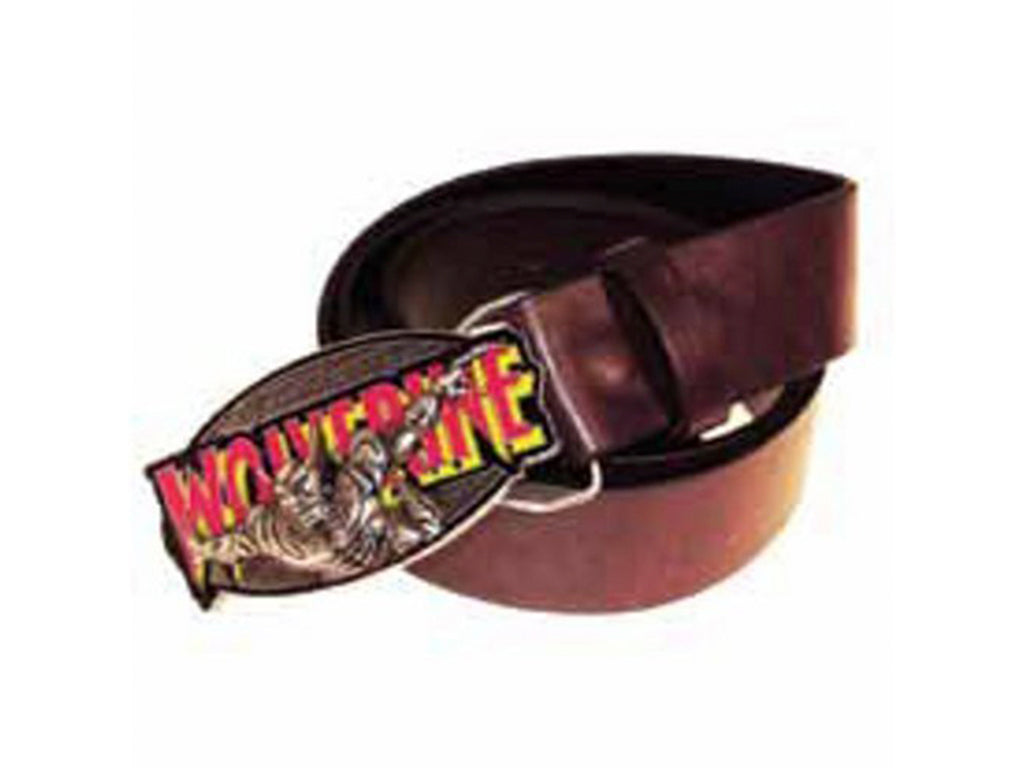 Wolverine Belt and Buckle